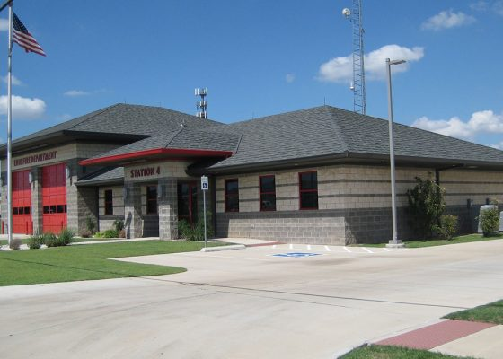 Enid Fire Station No. 4